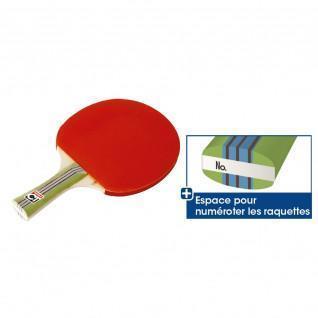 Iniciación al tenis de mesa con raqueta Colegio Tremblay